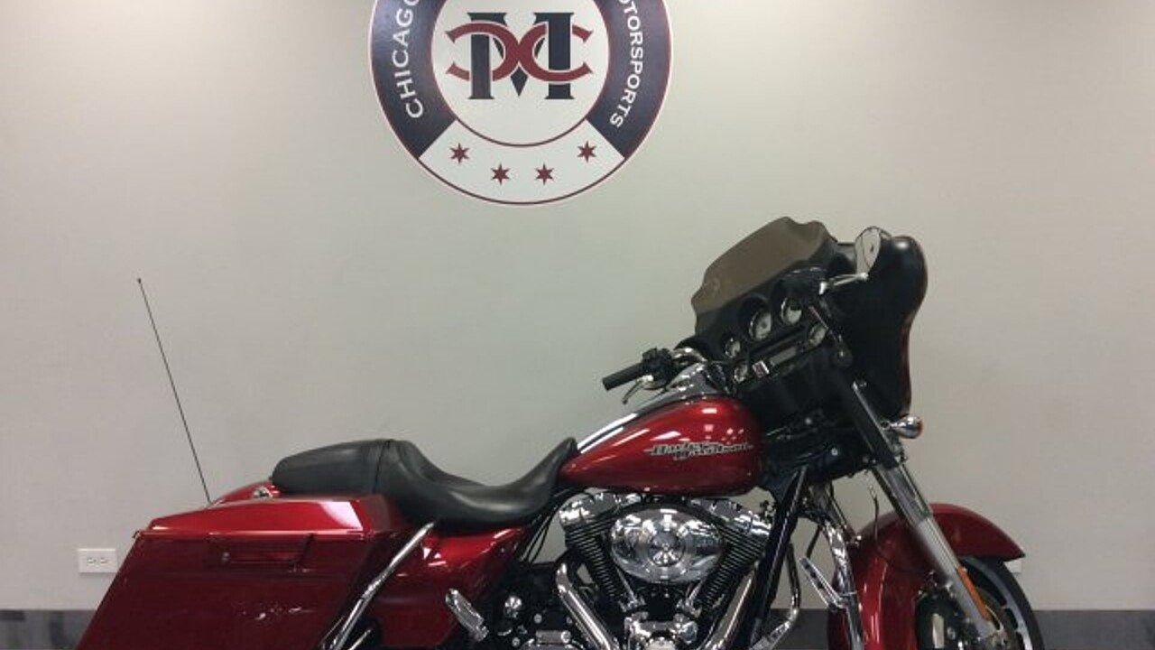 2012 Harley-Davidson Touring for sale 200623194