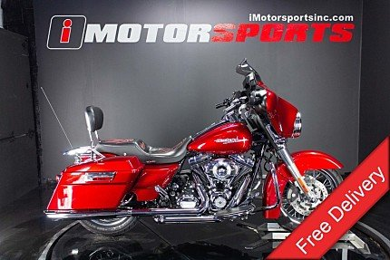 2012 Harley-Davidson Touring for sale 200590676