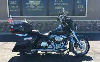 2012 Harley-Davidson Touring for sale 200603666
