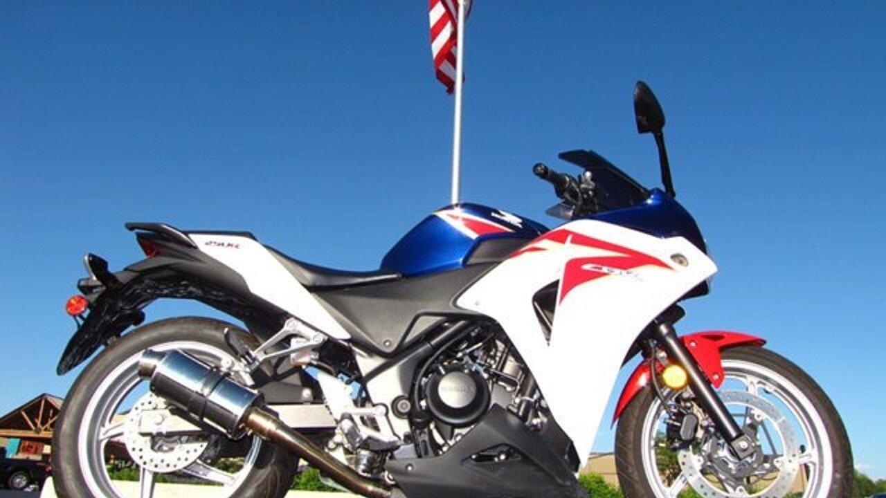 2012 Honda CBR250R for sale 200544831