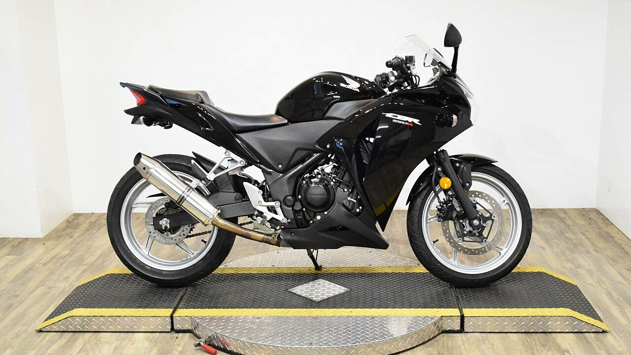 2012 Honda CBR250R for sale 200628157
