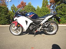 2012 Honda CBR250R for sale 200509934