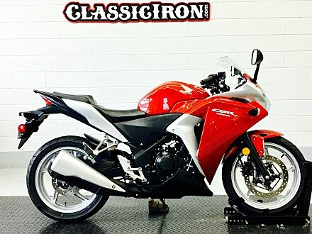 2012 Honda CBR250R for sale 200558906