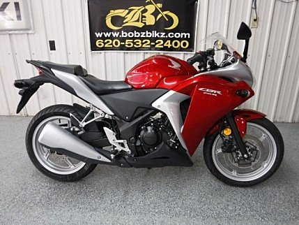 2012 Honda CBR250R for sale 200604361