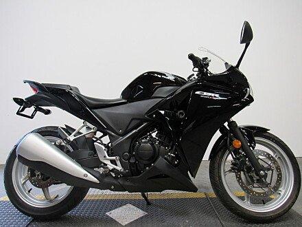 2012 Honda CBR250R for sale 200621436