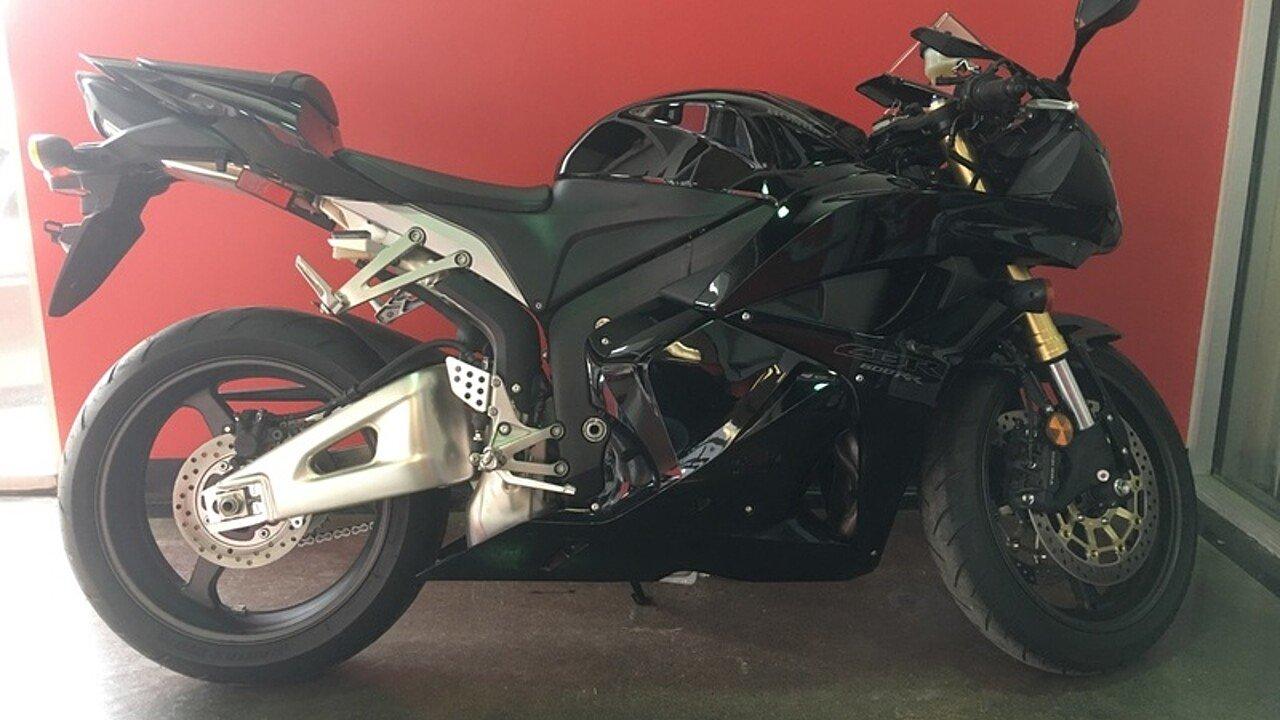 2012 Honda CBR600RR for sale 200452991