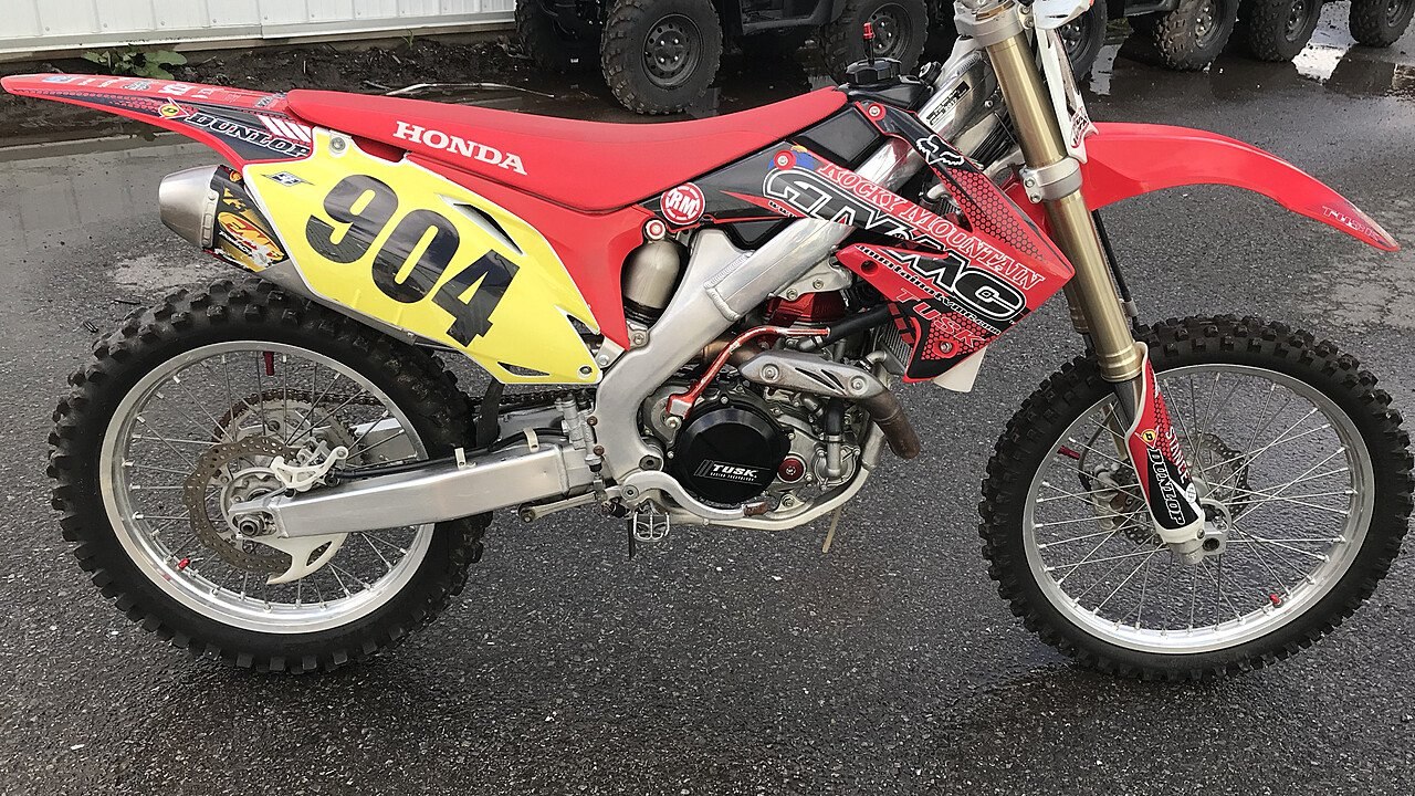 2012 Honda CRF450R for sale 200584621