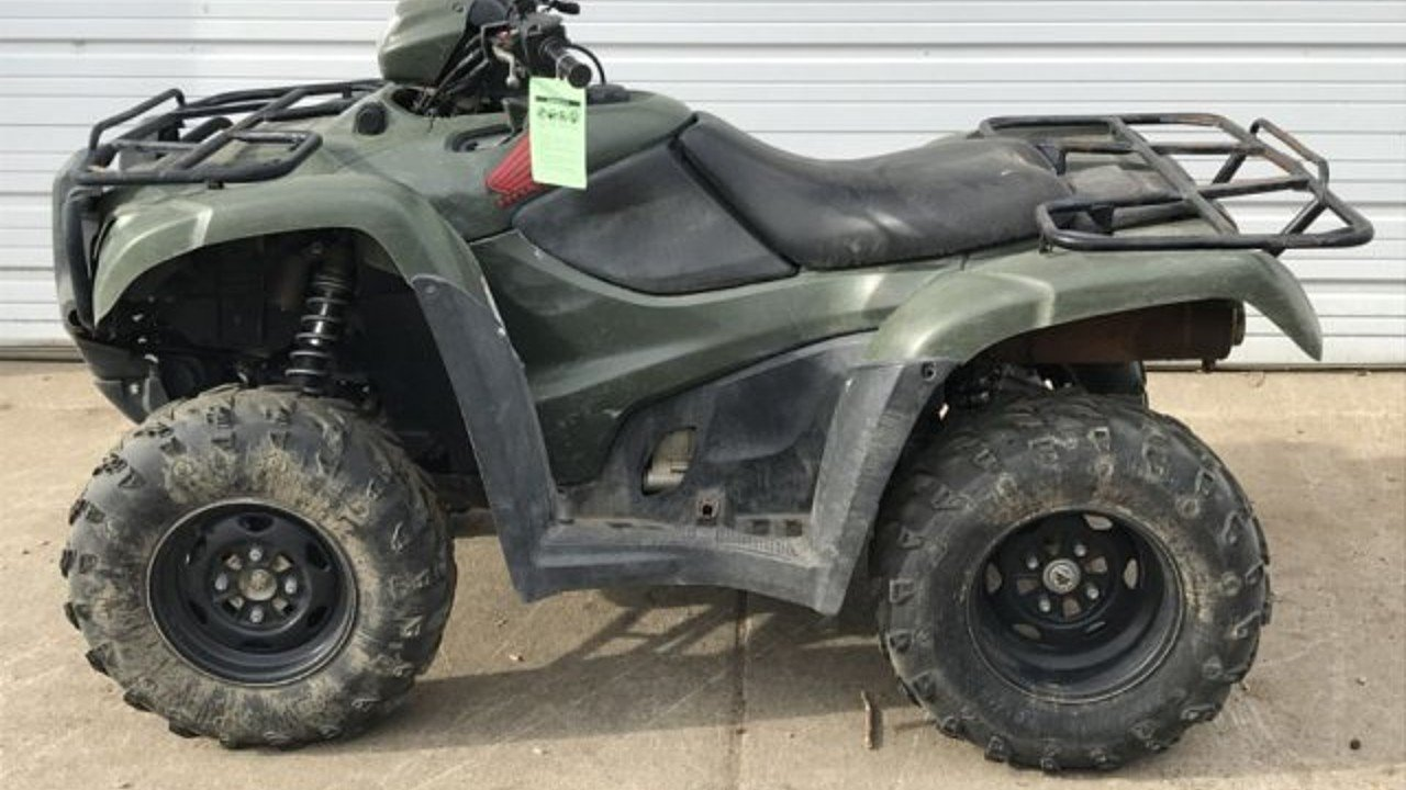 2012 Honda FourTrax Foreman for sale 200515394