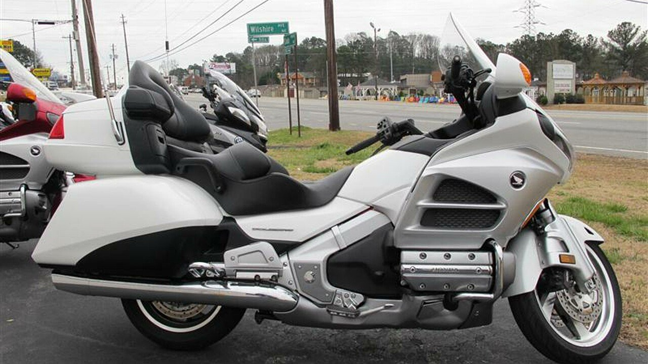 2012 honda gold wing for sale near marietta georgia 30062 motorcycles on autotrader. Black Bedroom Furniture Sets. Home Design Ideas