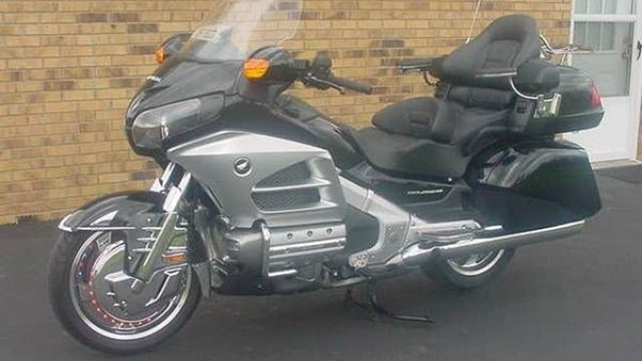 2012 Honda Gold Wing for sale 200461865