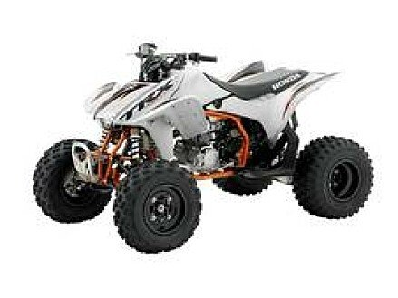 2012 Honda TRX450R Motorcycles for Sale - Motorcycles on