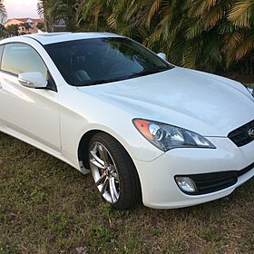 2012 Hyundai Genesis Coupe 3.8 for sale 100758736