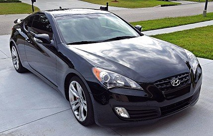 2012 Hyundai Genesis Coupe 3.8 for sale 100771157