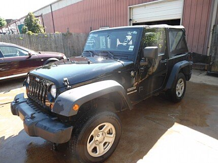2012 Jeep Wrangler 4WD Sport for sale 100290568