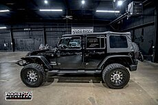 2012 Jeep Wrangler 4WD Unlimited Sport for sale 100913093