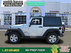 2012 Jeep Wrangler 4WD Sport for sale 100923442