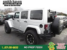 2012 Jeep Wrangler 4WD Unlimited Sahara for sale 100928712