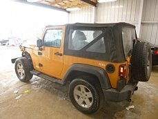2012 Jeep Wrangler 4WD Sport for sale 100943381