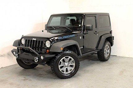 2012 Jeep Wrangler 4WD Rubicon for sale 100956330