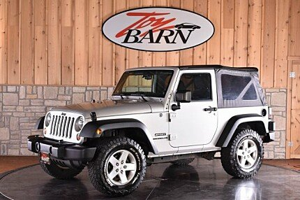 2012 Jeep Wrangler 4WD Sport for sale 100977330
