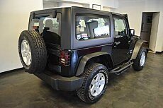 2012 Jeep Wrangler 4WD Sport for sale 100979843