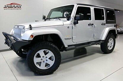 2012 Jeep Wrangler 4WD Unlimited Sahara for sale 100980801