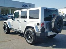 2012 Jeep Wrangler 4WD Unlimited Sahara for sale 100984320