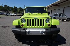 2012 Jeep Wrangler 4WD Sahara for sale 100993947