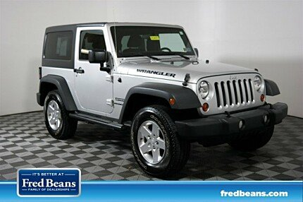 2012 Jeep Wrangler 4WD Sport for sale 101005664