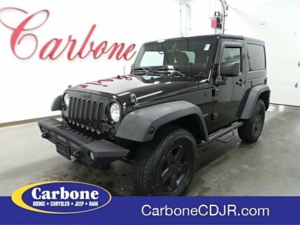 2012 Jeep Wrangler 4WD Sport for sale 101027190