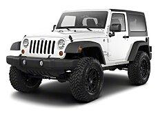 2012 Jeep Wrangler 4WD Sahara for sale 101028394