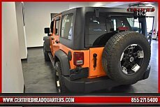 2012 Jeep Wrangler 4WD Unlimited Sport for sale 101030526