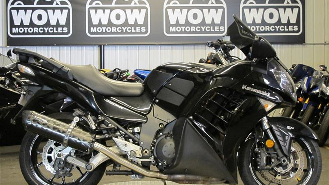 2012 Kawasaki Concours 14 for sale 200422403