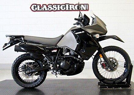 2012 Kawasaki KLR650 for sale 200648793