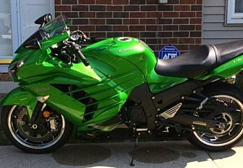 2012 Kawasaki Ninja 650R for sale 200493188
