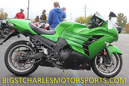 2012 Kawasaki Ninja ZX-14R for sale 200507260