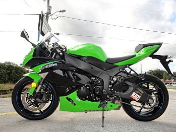 2012 Kawasaki Ninja ZX-6R for sale 200391304