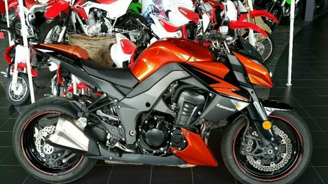 2012 Kawasaki Z1000 for sale 200377510