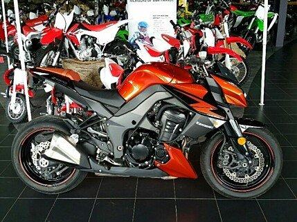 2012 Kawasaki Z1000 for sale 200377510