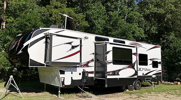 2012 Keystone Fuzion for sale 300165821