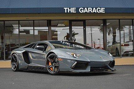 2012 Lamborghini Aventador LP 700-4 Coupe for sale 100849987