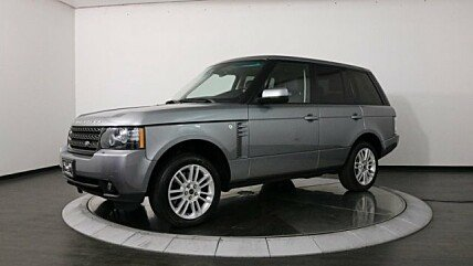 2012 Land Rover Range Rover HSE for sale 100723263