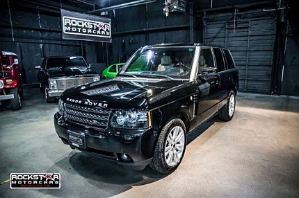 2012 Land Rover Range Rover HSE LUX for sale 100859354