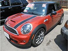 2012 MINI Cooper S Hardtop for sale 101006449