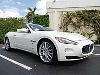 2012 Maserati GranTurismo Convertible for sale 100750576