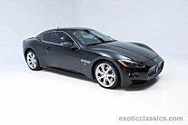 2012 Maserati GranTurismo S Coupe for sale 100775105