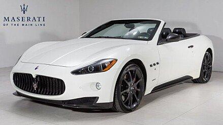 2012 Maserati GranTurismo Sport Convertible for sale 100882469