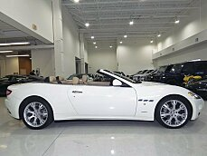 2012 Maserati GranTurismo Convertible for sale 100885045