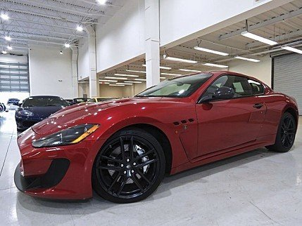 2012 Maserati GranTurismo MC Stradale Coupe for sale 100888539