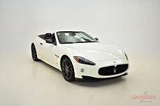 2012 Maserati GranTurismo Sport Convertible for sale 100923657